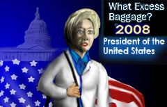 Hillary's Baggage